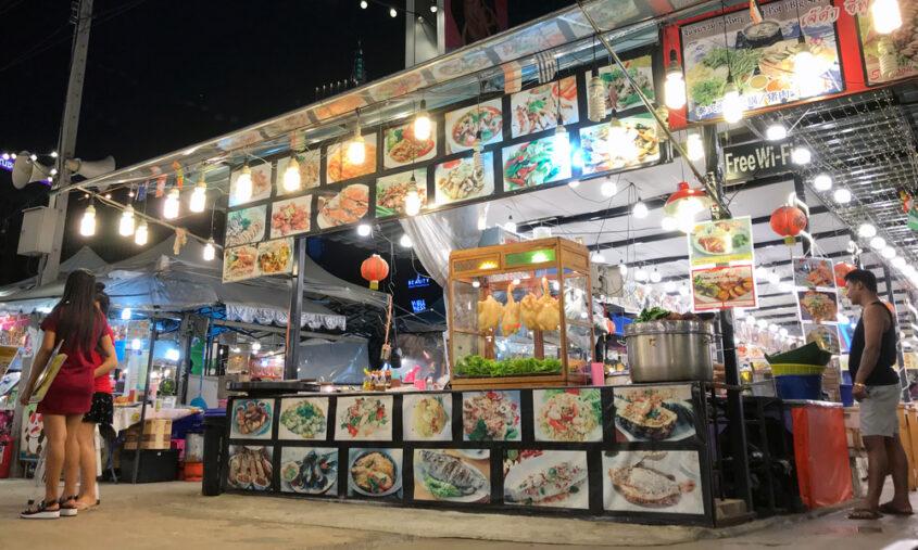 Sawadeekhap Bangkok!