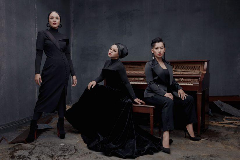 Bisakah Soul Sisters Melerai Ketandusan Yang Ditinggalkan Feminin?