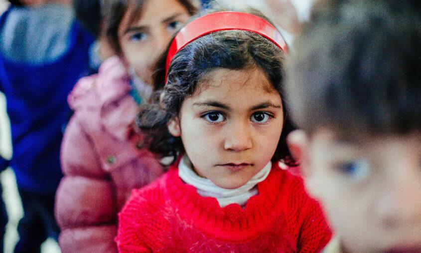 Mengembalikan Zaman Kanak-Kanak Kepada Anak-anak Pelarian Syria
