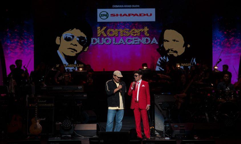 Mencari Momen Magikal di Konsert Duo Lagenda M Nasir dan Jamal Abdillah