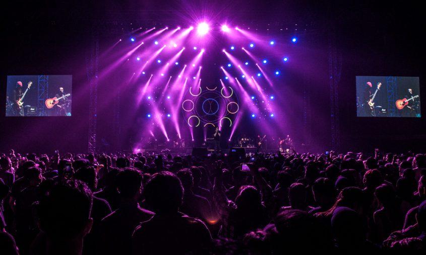 Ada Yang Tertinggal di Konsert Dewa 19 Reunion Live in Malaysia feat Ari Lasso & Once Mekel