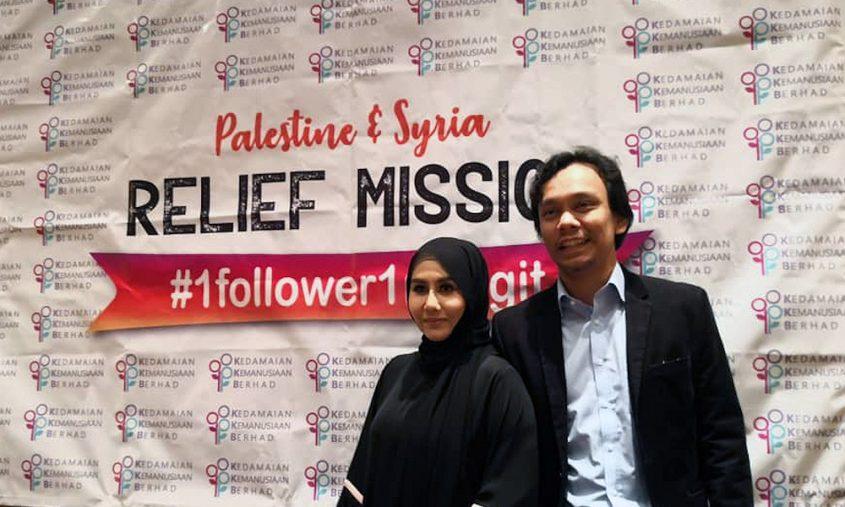 """Mohon doanya, please…"" – Ella Di Lubnan, Ziarah Pelarian Palestin dan Syria"