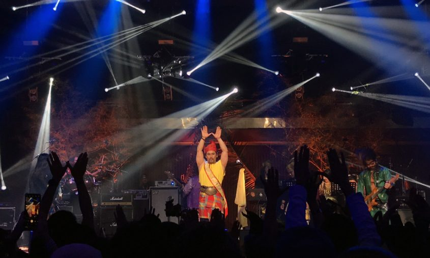 Konsert Laksamana Metal 2019: Wings, Melayu dan Teori Midnight Blues