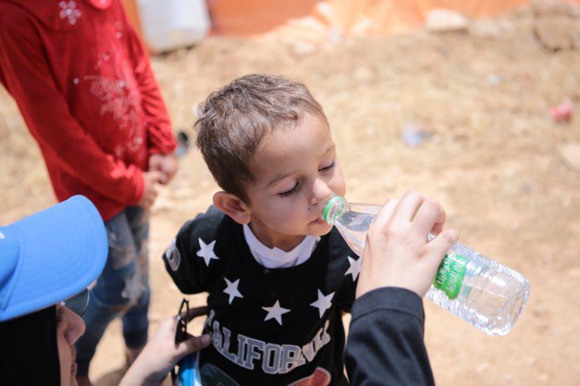 Esok Buat Pelarian Syria