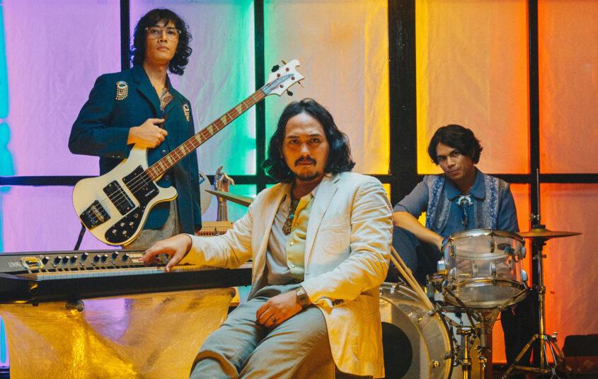 Sweet Charity, Kembara, Sudirman, Inspirasi Rock Psikedelik Ramayan